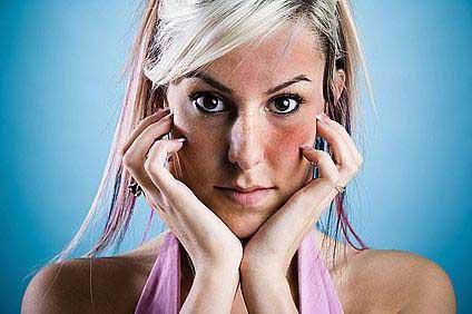 miért mosás után az arc vörös foltokkal borul kuba pikkelysömör gyógyszer