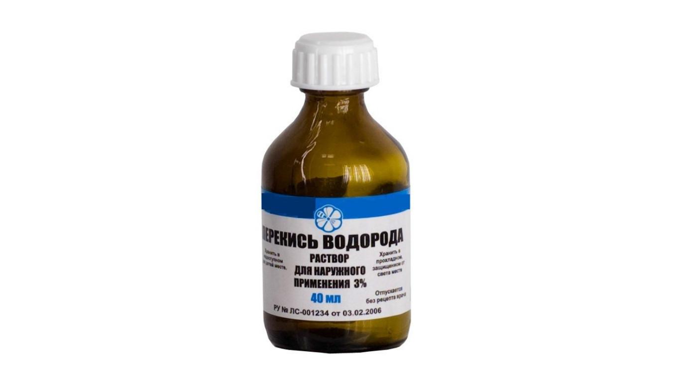 pikkelysömör fején hidrogén- peroxid kezelés)