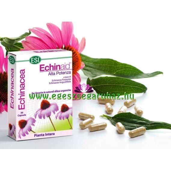 echinacea pikkelysömör kezelése