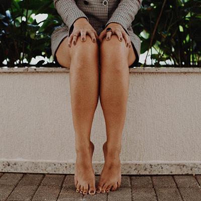 Miért viszket a láb, és hogyan lehet megszabadulni ettől a csapástól?